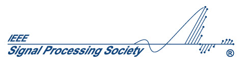 IEEE Signal Processing Society UP Section